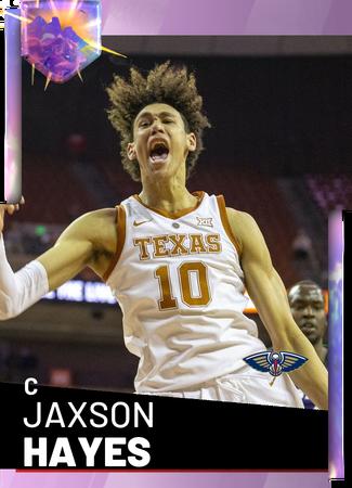 Jaxson Hayes - NBA 2K19 Custom Card - 2KMTCentral