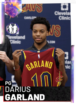 Darius Garland - NBA 2K19 Custom Card - 2KMTCentral