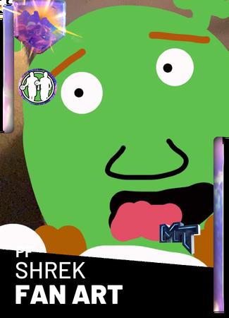 Shrek Fan Art Nba 2k19 Custom Card 2kmtcentral