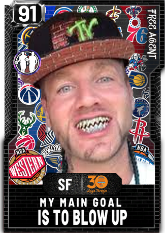 My Main Goal Is To Blow Up Nba 2k20 Custom Card 2kmtcentral Ph1lza exclaims you're my son! before he gives in and kills him. my main goal is to blow up nba 2k20