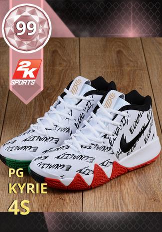a018afa1a91a kyrie 4s - NBA 2K18 Custom Card - 2KMTCentral