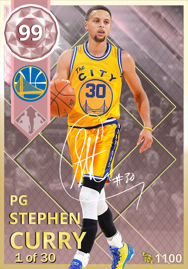 Stephen Curry Nba 2k18 Custom Card 2kmtcentral
