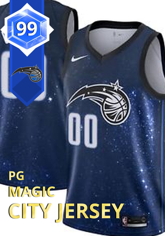 d6827be1d21 Magic City Jersey - NBA 2K18 Custom Card - 2KMTCentral