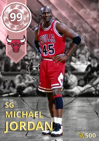 35f7beb38ae2 Michael Jordan - NBA 2K18 Custom Card - 2KMTCentral