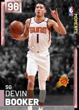 Devin Booker - NBA 2K19 Custom Card - 2KMTCentral