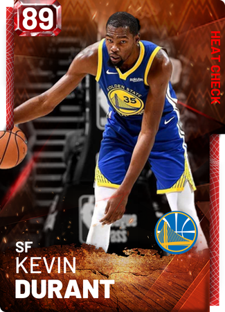 Kevin Durant - NBA 2K19 Custom Card - 2KMTCentral