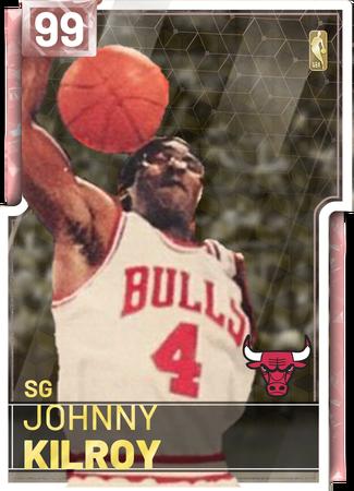 5d498b98f42c Johnny Kilroy - NBA 2K19 Custom Card - 2KMTCentral