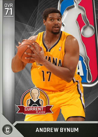 Andrew Bynum silver card
