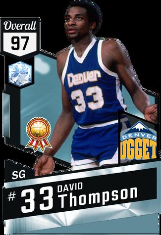 '78 David Thompson diamond card