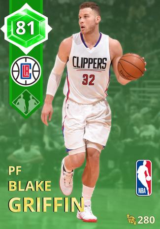 Blake Griffin emerald card