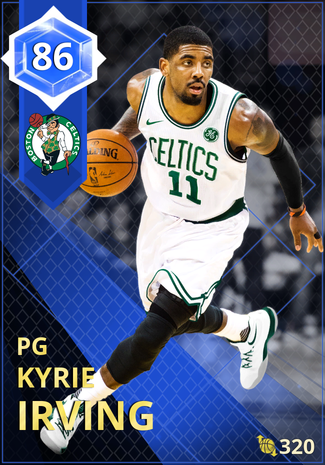 '20 Kyrie Irving sapphire card