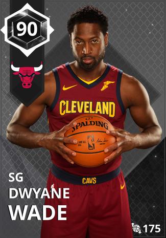 '21 Dwyane Wade onyx card