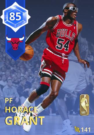 '94 Horace Grant sapphire card