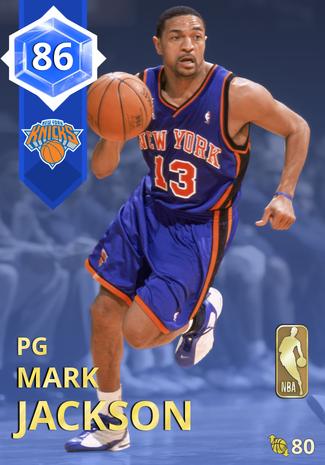 '94 Mark Jackson sapphire card