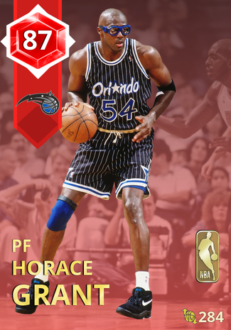 '94 Horace Grant ruby card