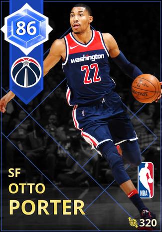 Otto Porter sapphire card