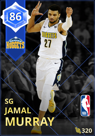 Jamal Murray sapphire card