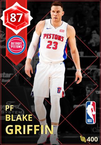 Blake Griffin ruby card