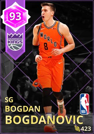 Bogdan Bogdanovic amethyst card