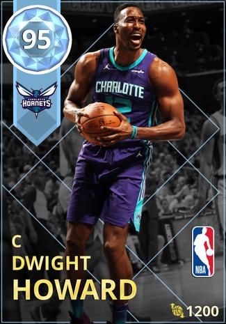 Dwight Howard diamond card