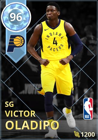 Victor Oladipo diamond card