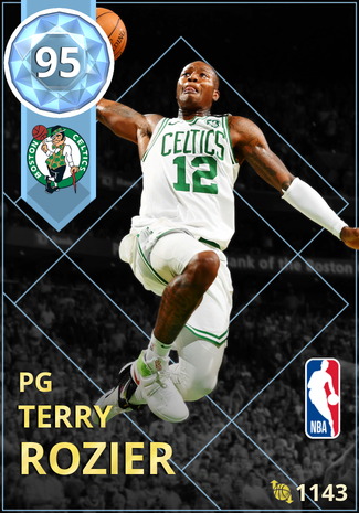 Terry Rozier diamond card