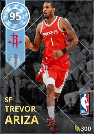 Trevor Ariza diamond card