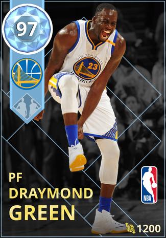 Draymond Green diamond card
