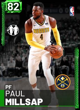 Paul Millsap emerald card
