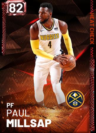 Paul Millsap fire card