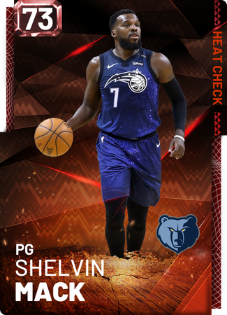 Shelvin Mack fire card