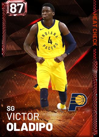 Victor Oladipo fire card