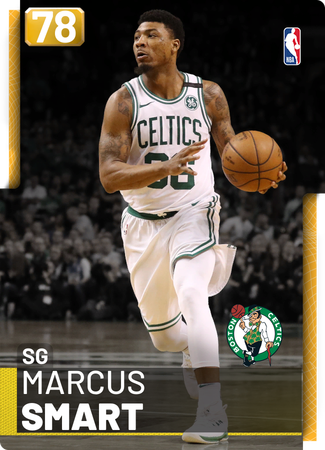 Marcus Smart gold card