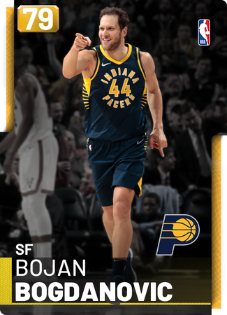 Bojan Bogdanovic gold card