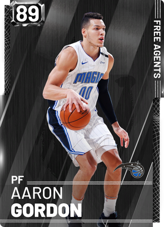 Aaron Gordon onyx card