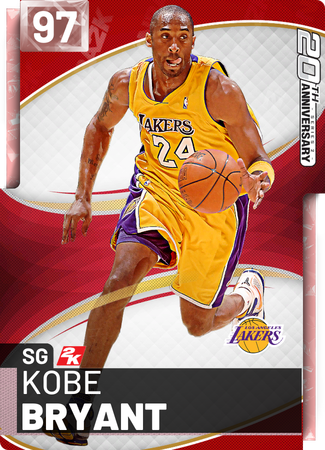 Kobe Bryant pinkdiamond card