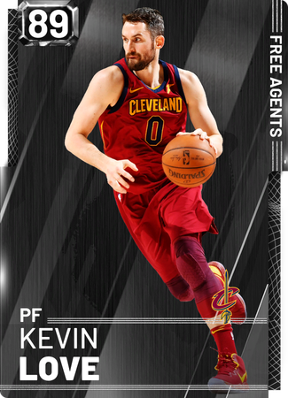 Kevin Love onyx card