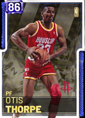 '01 Otis Thorpe sapphire card