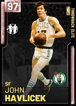 '78 John Havlicek pinkdiamond card