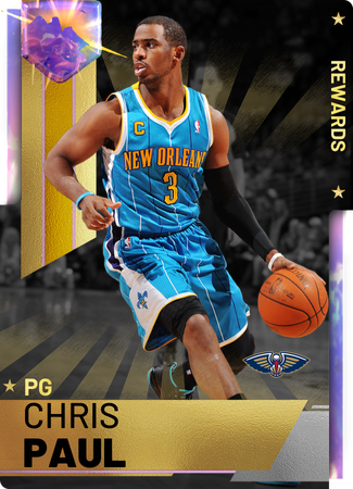 Chris Paul opal card