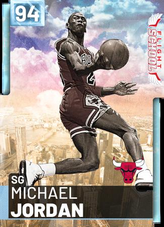 '88 Michael Jordan diamond card