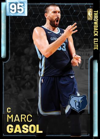 '13 Marc Gasol diamond card