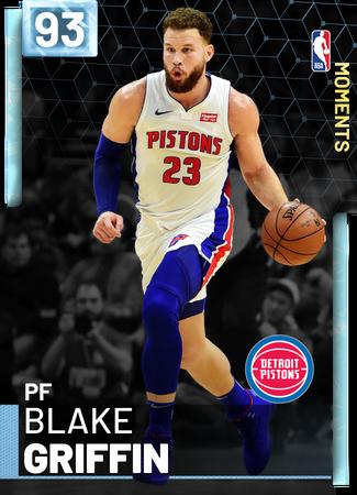 Blake Griffin diamond card