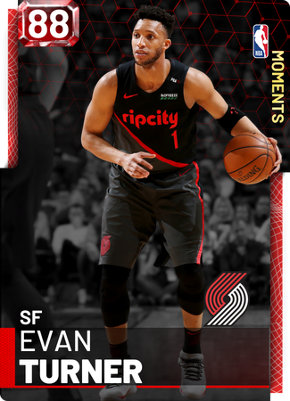 Evan Turner ruby card