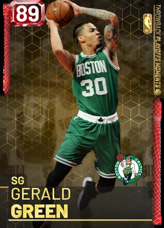 Gerald Green ruby card