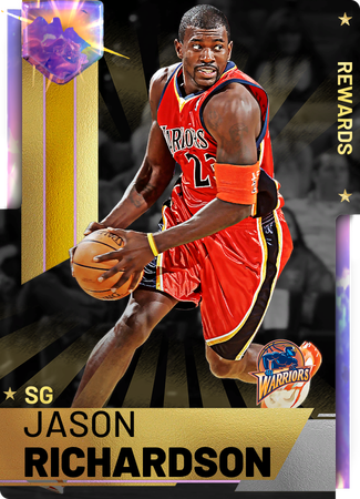 '01 Jason Richardson opal card