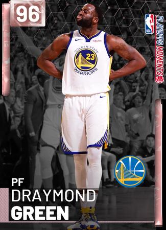 Draymond Green pinkdiamond card