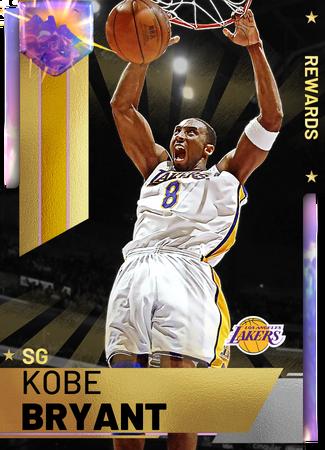 '07 Kobe Bryant opal card