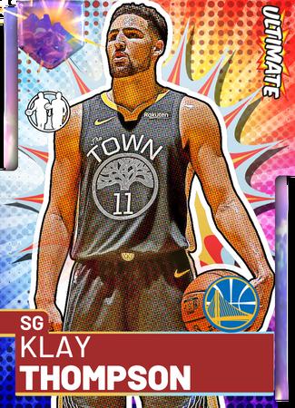 Klay Thompson opal card