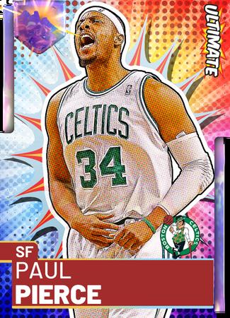 '08 Paul Pierce opal card